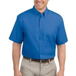Adult Short Sleeve Easy Care Shirt Thumbnail