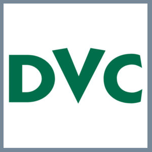 5x5 in. Car Decal, DVC_Green Design